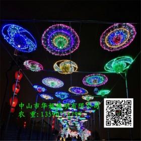 含普税LED街道灯 LED路灯杆光雕 户外防水LED造型灯