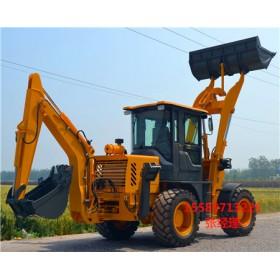 厂家直销轮式两头忙装载挖掘机价格挖掘装载机生产厂家
