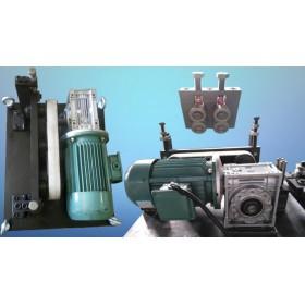 管材电机牵引矫直机自动送料机