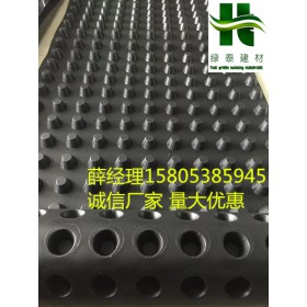 赣州2.5公分排水板(16高车库滤水板)