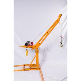 工地建筑吊砖机价格-单相小型吊机-室外吊砖机批发