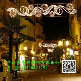 菏泽灯杆LED中国梦 LED路灯杆造型灯 LED过街灯新款