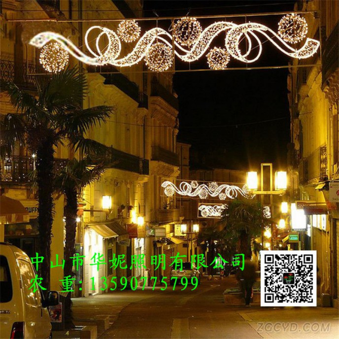 2d-led-moon-and-star-street-decoration (2)