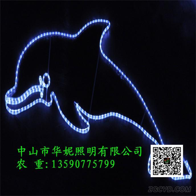 2D-led-fish-motif-lights-decoration-light