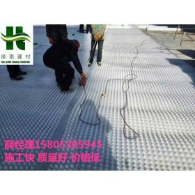宜春2公分透水板=车库用排水板现货