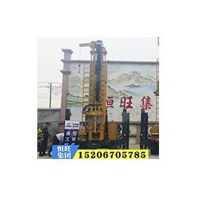 徐工钻机--恒旺代理 大扭矩高提升气动钻井可达700米