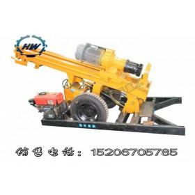 自行式轮式气动钻机 专打岩石 钻孔大效率高 快速回本