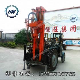 适应多种地形的拖拉机气动钻机 气动潜孔钻机