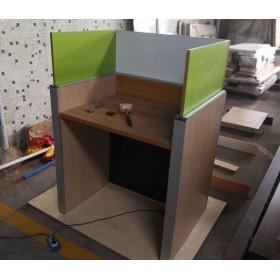 博奥牌屏风升降器 多功能电动升降屏风电脑桌生产厂家