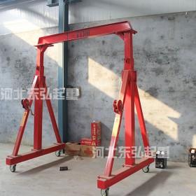 龙门架价格-东弘起重-拆卸式小型龙门架订制