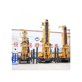 液压顶驱式钻机 徐工260型钻机 履带式气动水井钻机