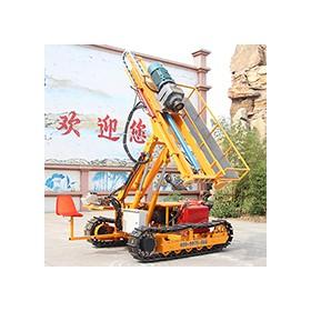 履带式岩石电钻 基坑支护锚固钻机多少钱