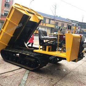 3T工程用履带搬运车 履带运输车 山地履带爬山虎