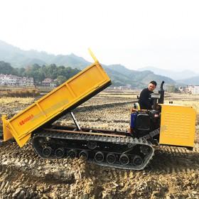 农用全地形履带运输车 泥泞工地履带运输车
