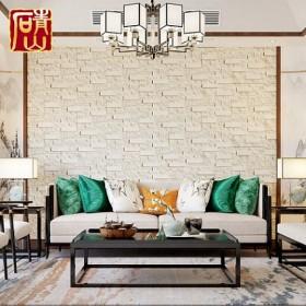 青山砂岩文化石电视背景墙客厅阳台外墙砖仿天然室内文化砖