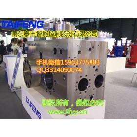 山东泰丰股份常年供应注塑机专用阀块
