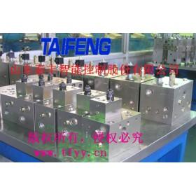 济宁泰丰厂家生产1000吨压铸机二通插装阀