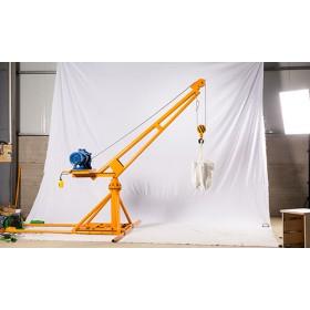 1吨室外吊运机厂家直销-多功能提升机快速吊运