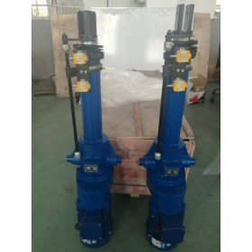 污水处理厂滗水器配DTW2000-2000电动推杆