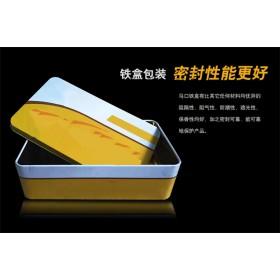 轴承马口铁盒包装定制方形金属包装盒批发