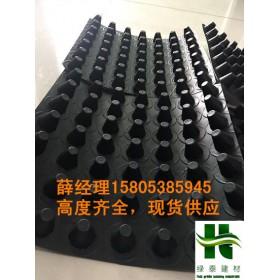 贵州H20厚排水板泸州车库滤水板-卷材