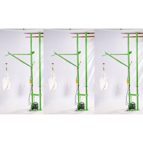 河北小型吊机价格-室内阳台小吊机批发-东弘起重