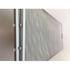 厂家直销定制不锈钢抽油烟机滤网油烟分离器