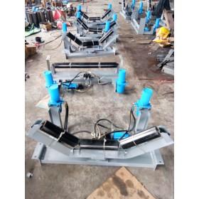 DT75型皮带机用带宽800液压调偏装置