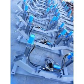 含调心托辊的带宽1600液压调偏装置