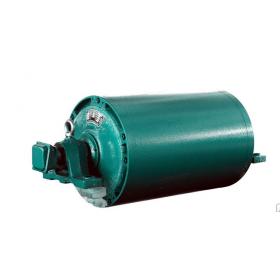菱形铸胶面电动滚筒,结构简单,占地面积小