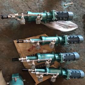 平行式DT -II-2000-600电动推杆电机2