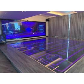 全息投影设备 悬浮感应系统软件地面互动投影墙面