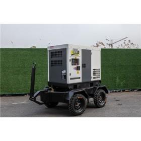 高原机32KW静音柴油发电机