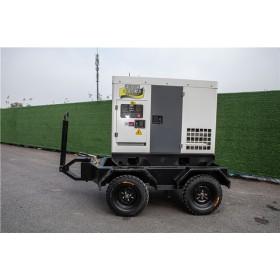 消防车用40KW静音柴油发电机