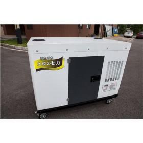 地下室用60KW静音柴油发电机