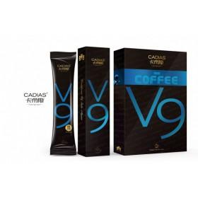 卡帝斯V9养生咖啡有作用