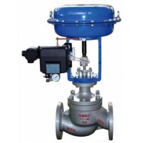 ZDLP-16C蒸汽电动流量调节阀导热油等比例电子式调节阀