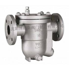 浮球式疏水阀厂家-S41H疏水阀-冷凝大